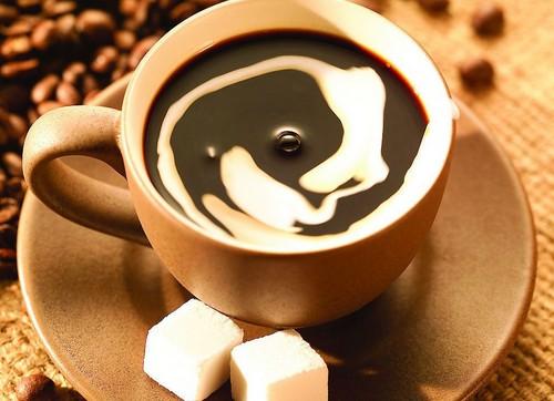 喝咖啡减肥并不靠谱