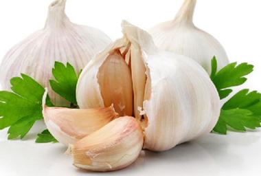 每周吃两次生大蒜可有效预防肺癌图片