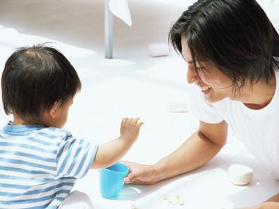 宝的家庭教育很重要