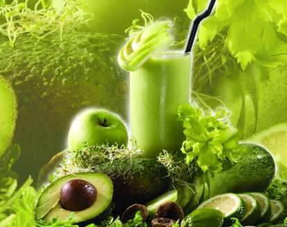 绿色果蔬汁碳烧鲍鱼做法图片
