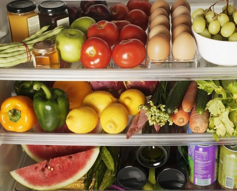冰箱必备的减肥饮食 多吃也不发胖
